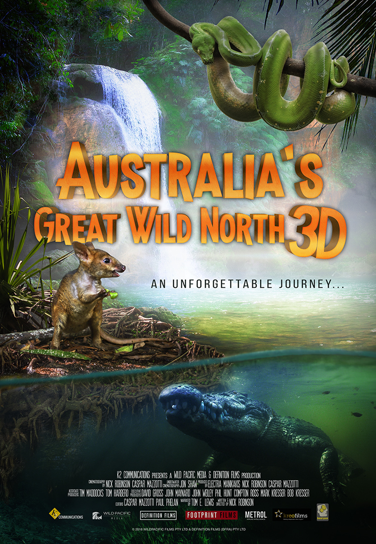Australia's Great Wild North