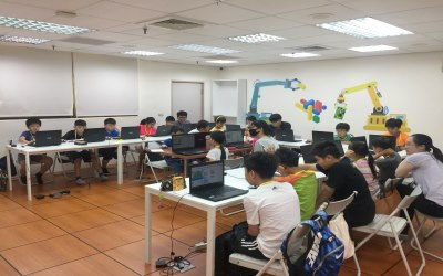 Robot and Programming Classrooms